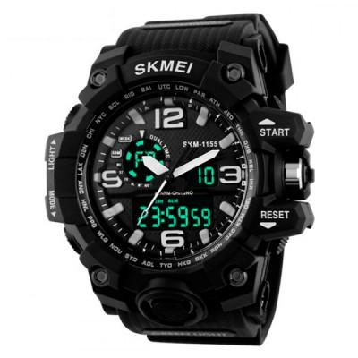 Мужские часы Skmei Hamlet 1155 Б/У