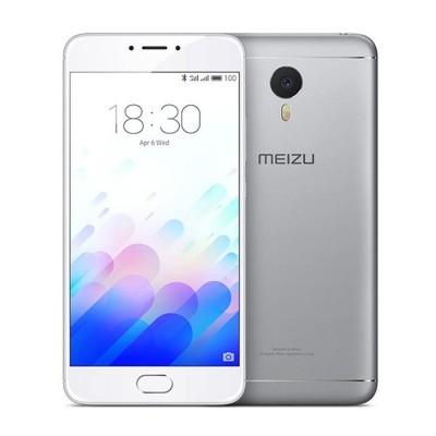 Meizu M3 Note 16GB Silver-White Б/У