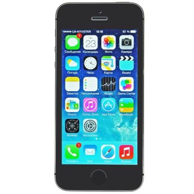 Apple iPhone 5S 16GB Space Gray Б/У