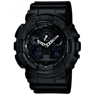 Часы Casio G-Shock GA-100 Б/У