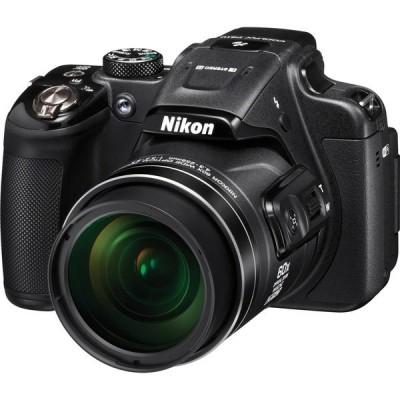 Nikon Coolpix P610 Black Б/У