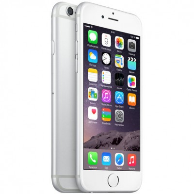 Apple iPhone 6 64GB Silver Б/У