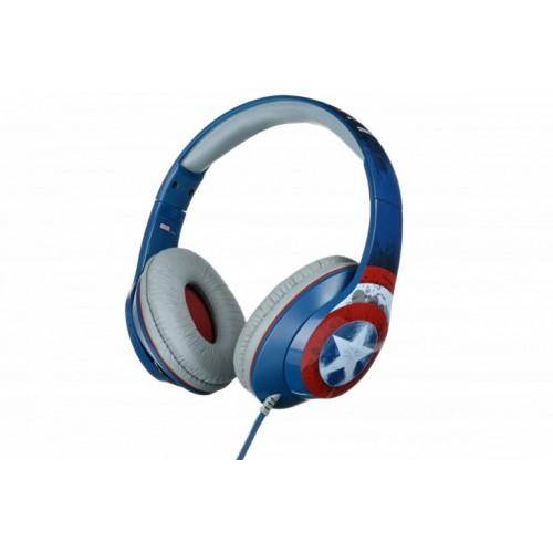 Наушники eKids Marvel Captain America