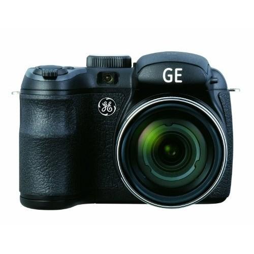Фотокамера General Electric X500 Black