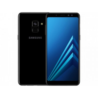 Samsung Galaxy A8 2018 4/32GB Black Б/У