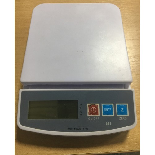 Весы кухонные Еlectronic compact scale