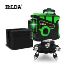 Лазерный уровень 3D Hildа