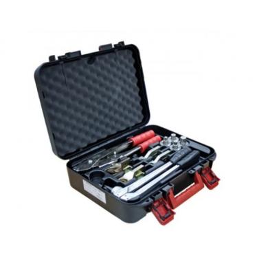 Комплект ручных инструментов flex для расширения труб и запрессовки втулок TECE 720203 Б/У