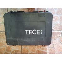 Комплект ручных инструментов flex для расширения труб и запрессовки втулок TECE 720203