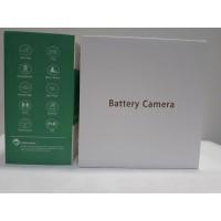 Камера наблюдения Smart WIFI Camera with Battery ZS-GX5