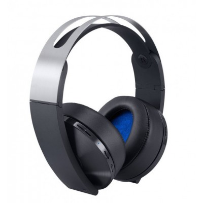 Наушники Sony Platinum Wireless Headset for PS4 [CECHYA-0090] Б/У