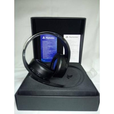 Наушники Sony Platinum Wireless Headset for PS4 [CECHYA-0090]