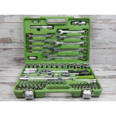 """Набор инструментов Alloid 1/2"""" и 1/4"""" 82 предмета"""