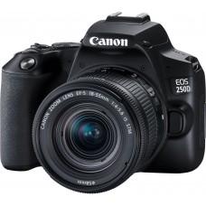 Фотоаппарат Canon EOS 250D BK 18-55