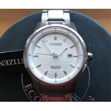 Часы наручные Citizen Eco-Drive AW1490-50A Super Titanium J810