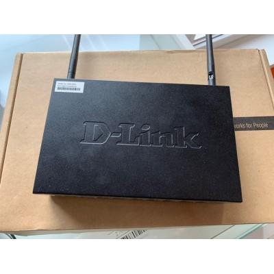 Беспроводной маршрутизатор (роутер) D-Link DSR-250N  Б/У