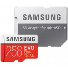 Карта памяти Samsung 256 GB microSDXC
