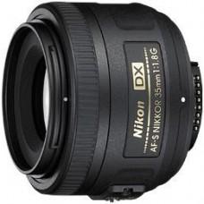 Стандартный объектив Nikon AF-S DX Nikkor 35mm f/1,8G