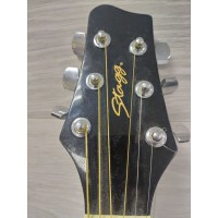 Акустическая гитара Stagg SW200bk