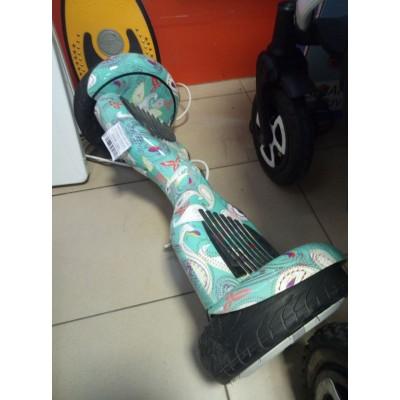Гироборд Like.Bike X Prime (turkish green) Б/У