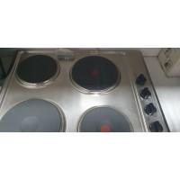 Варочная поверхность электрическая Beko HIZE 64101 X