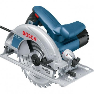 Дисковая пила Bosch GKS 190 Б/У