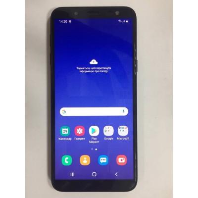 Samsung Galaxy J6 2018  (SM-J600F) Б/У