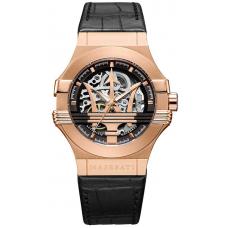 Часы наручные Maserati Potenza Rose Gold Automatic