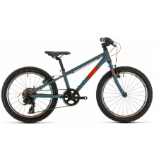 Велосипед Cube ACID 200 grey-orange