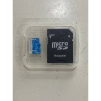 Карта памяти Blue Wave 512 GB MicroSD SD/TF Card Class10