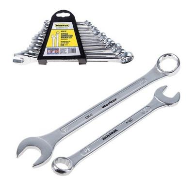Набор ключей Werker 12 пр. (6,7,8,9,10,12,13,14,15,17,19,22 мм)