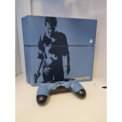 Игровая приставка Sony Playstation 4 1TB Ultimate Player Edition CUH-1216B  Б/У