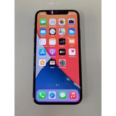 Apple iPhone X 64GB Б/У