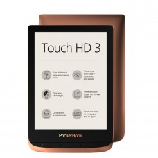 Электронная книга PocketBook 632 Touch HD 3