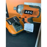 Аккумуляторный гайковерт AEG BSS12C-0