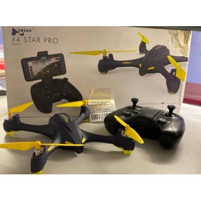 Квадрокоптер Hubsan X4 Star Pro