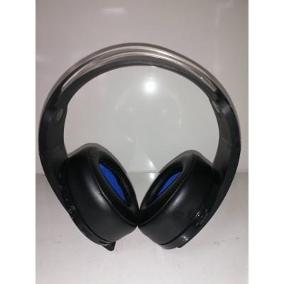 Наушники Sony Platinum Wireless Headset for PS4 [CECHYA-0090] Б/У