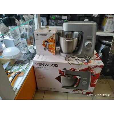 Кухонная машина Kenwood KVC5100T Б/У