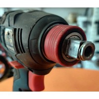 Аккумуляторный ударный гайковерт BOSCH GDX 18V-200 C