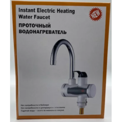 Проточный водонагреватель Water Heating Faucet-02 LED / RX006 (XY-D1)