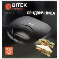 Сендвичница 750Вт ВITEK BT-7770
