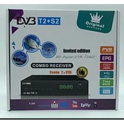 Тюнер TS/S2 ORIGNIAL 9901 DVB T2 12V