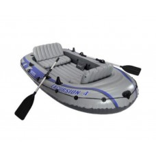 Надувная лодка Intex EXCURSION 4 Set