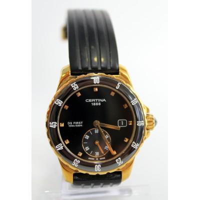 Часы наручные Certina DS First Lady Ceramic C014 235 36 051 00 Б/У