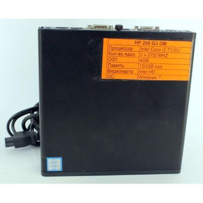 Системный блок HP 260 G3 DM (5JP23ES) Б/У