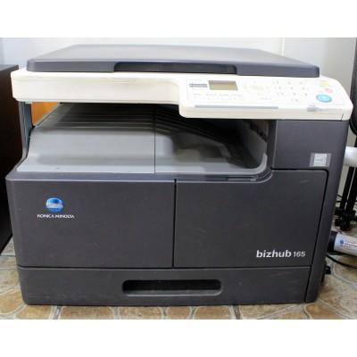 Сканер Konica Minolta bizhub 165 Black Б/У