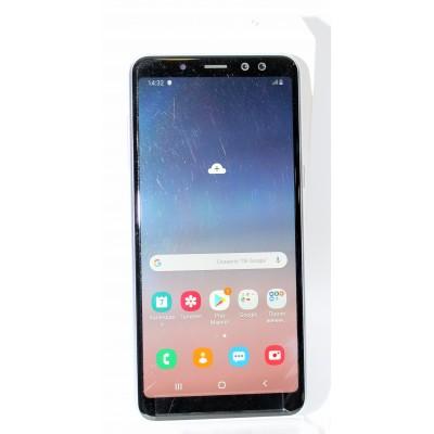 Samsung Galaxy A8 2018 32GB Orchid Gray Б/У