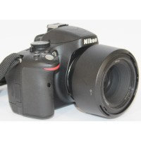 Фотоаппарат Nikon D5100 + AF-S Nikkor 50mm 1:1.8G