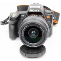 Фотоаппарат Sony Alpha SLT-A35 + 18-55mm Kit