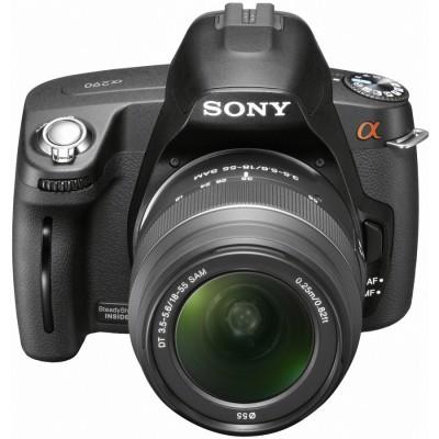 Фотоаппарат Sony Alpha DSLR-A290